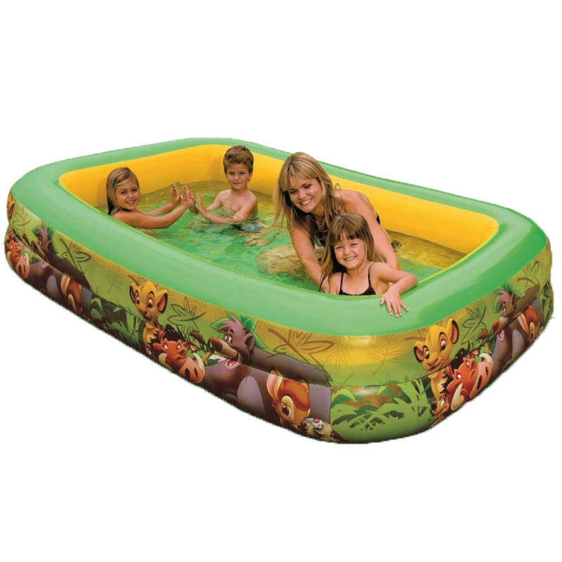 Intex 57465 disney swim center pool intex 57465np for Billige poolfolien