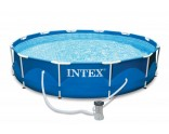 INTEX Swimming Pool Metal Frame