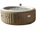 PureSpa Bubble 6 person massage set - Ø216cm