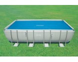 Solar cover rectangular pools Intex